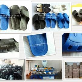 珠海| 中山|东莞防静电鞋SPU六孔轻便拖鞋、包头护趾鞋厂