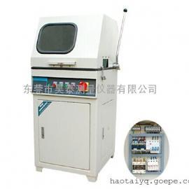 东莞LSQ-100立式手动切割机