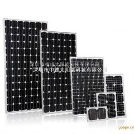 中德100W-150W太阳能电池板