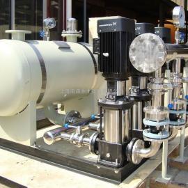 小区无负压恒压变频供水设备