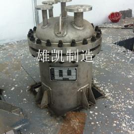 工艺师金属严谨过滤器、工艺师金属滤芯式过滤器、触媒过滤器、钯碳