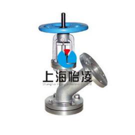 生产供应C4钢阀门|上海怡凌C4钢放料阀