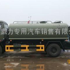 东风国四40米60米80米远射程打药车 喷雾抑尘车