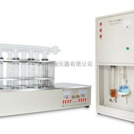 全自动凯式定氮仪JPKDN-08A型号|报价|厂家