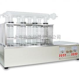 JPKDN-08井式消化炉报价 井式可控硅调压控温消化炉
