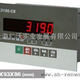 XK3190-C8+控制�x表 XK3190-C8配料秤