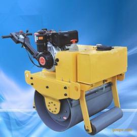 浩鸿压路机厂 小型单轮压路机全国发货 手扶式振动压路机