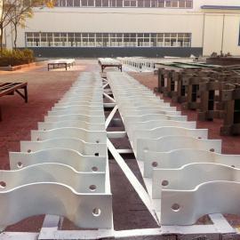基准型双螺栓管夹A5-1/2/3重型双螺栓管夹A6-1/2