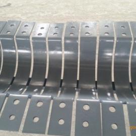 双排螺栓管夹A9-1 四螺栓管夹A10-1