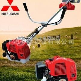 日本三菱割草机TU43、三菱汽油割灌机、三菱打草机