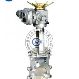 PZ973电动刀闸阀