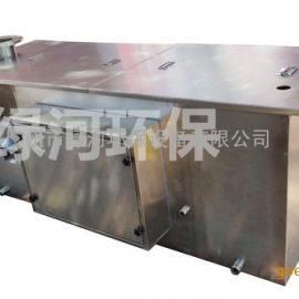 【重庆全自动油水分离器】餐饮火锅连锁餐饮废水处理设备