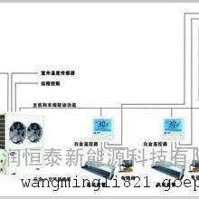 北京空气源热泵供暖|北方超低温热泵+地暖