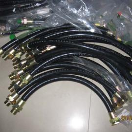 CBR-15x1000防爆软管黑色橡胶防爆挠性连接管