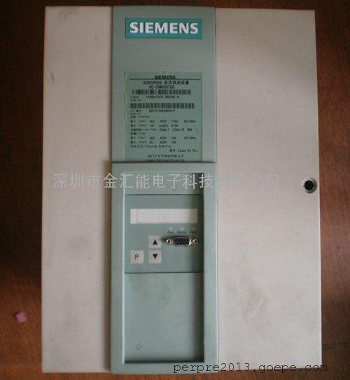 西门子直流调速器6ra7025-6ds22-0电压低维修
