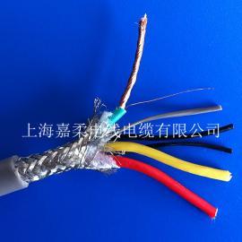 拖链电缆厂家 芯数平方可订制