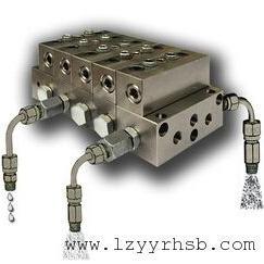 DROPSA模块式双线分配器,SMX/SMO油气混合器