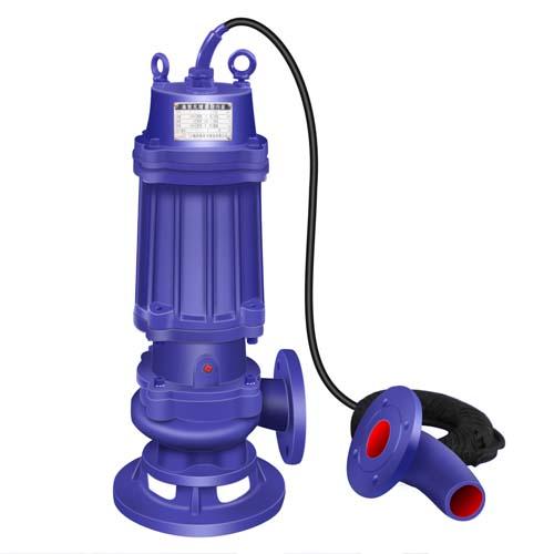 供应50QW15-25-2.2排污泵 自动搅匀排污泵