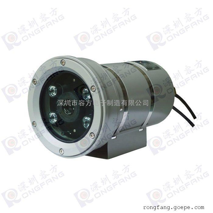 优质碳素钢200万网络高清红外防爆摄像机