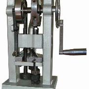 压片机小型 压片机手摇 单冲式压片 手摇药片机中药压片机 粉末中