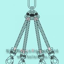 四肢吊带索具