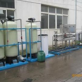 玻璃镀膜高纯水设备 EDI装置-去离子水设备