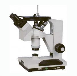 双目倒置式金相显微镜4XB