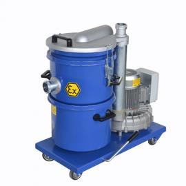 化工厂防爆工业用吸尘器 RIBO电动防爆吸尘器