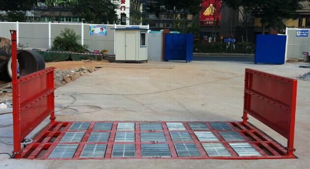 深圳工地洗车槽厂家