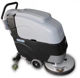 无锡洗地机 科力德手推式电瓶洗地机