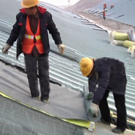 铝镁锰板隔气膜