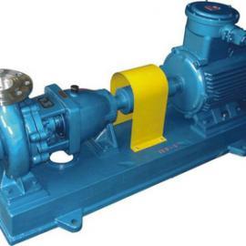 供应IS100-65-315化工泵 高温离心泵