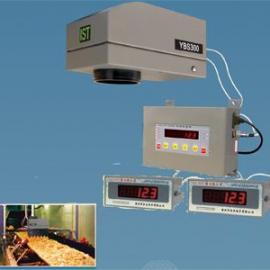 M-100A非接触式砂石在线水分测定仪,矿石水份监控仪