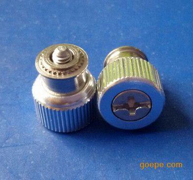 非标长度松不脱螺钉订做|PF11-M6-1弹簧面板紧固件