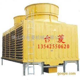台菱方型冷却塔、台菱牌逆流式冷却塔、低噪音冷却塔