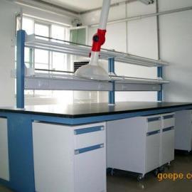 重庆实验室设备/渝北区实验室钢木实验台
