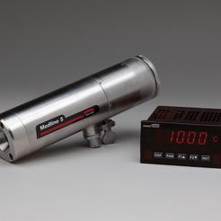 固定式比色红外测温仪