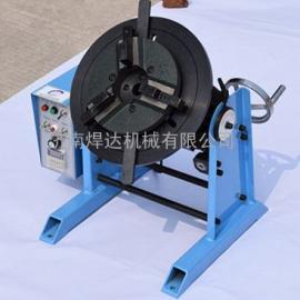 国内最佳管法兰自动焊专机 带快速卡盘式焊接变位机 焊机工作台
