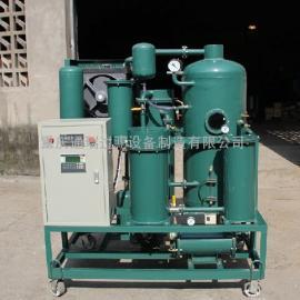 液压系统油过滤净化设备,ZJD液压油脱水破乳化过滤机