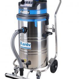 凯德威推吸式工业吸尘器DL-3078P 仓库用工业吸尘器