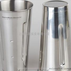 美国咸美顿HMD400奶昔机配件、咸美顿奶昔机不锈钢奶昔杯