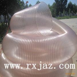 上海地域本行生产TPU钢丝放矢管 耐磨钢丝透风管