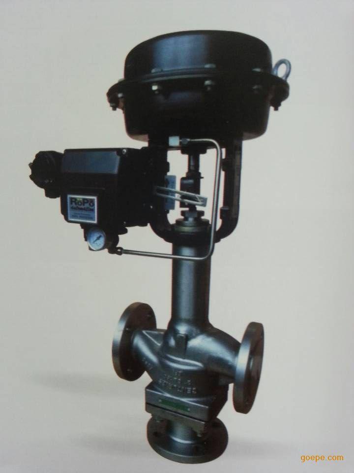 罗普阀门 rp-v3 三通调节阀图片