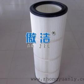 PTFE覆膜除尘滤芯型号