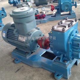 YHCB�A弧�X�油泵,防爆�A弧�X�油泵