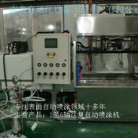 南鑫NX-001自动往复喷涂UV涂装生产线喷漆加工专用设备
