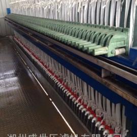 湖州盛世压滤机隔膜压滤机压泥机1250系列
