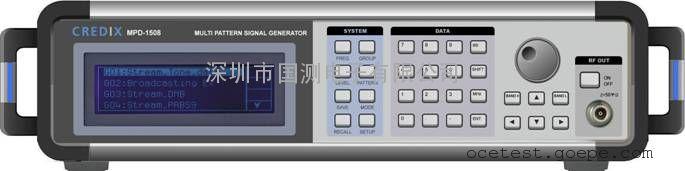 MPD-1508,MPD1508数字广播射频信号源,