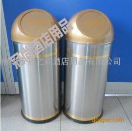 冠尚 GPX-638中国农业发展银行不锈钢201垃圾桶