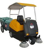 大型车间用扫地机 驰洁驾驶式扫地机CJZ145